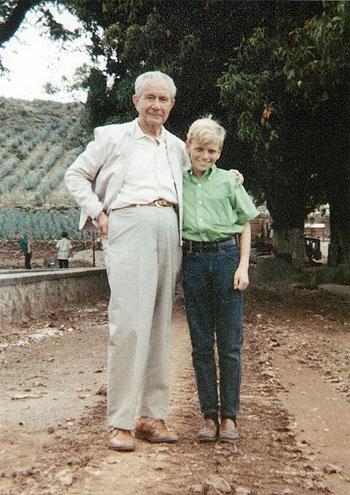 ドン・ハビエルとギレルモ、1968年